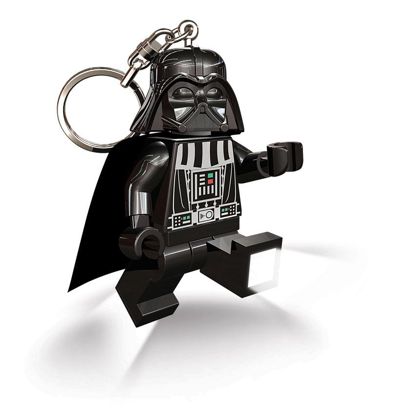 Lego Keychains, available in Darth Vader and Stormtrooper, Ages 5+ $12.99