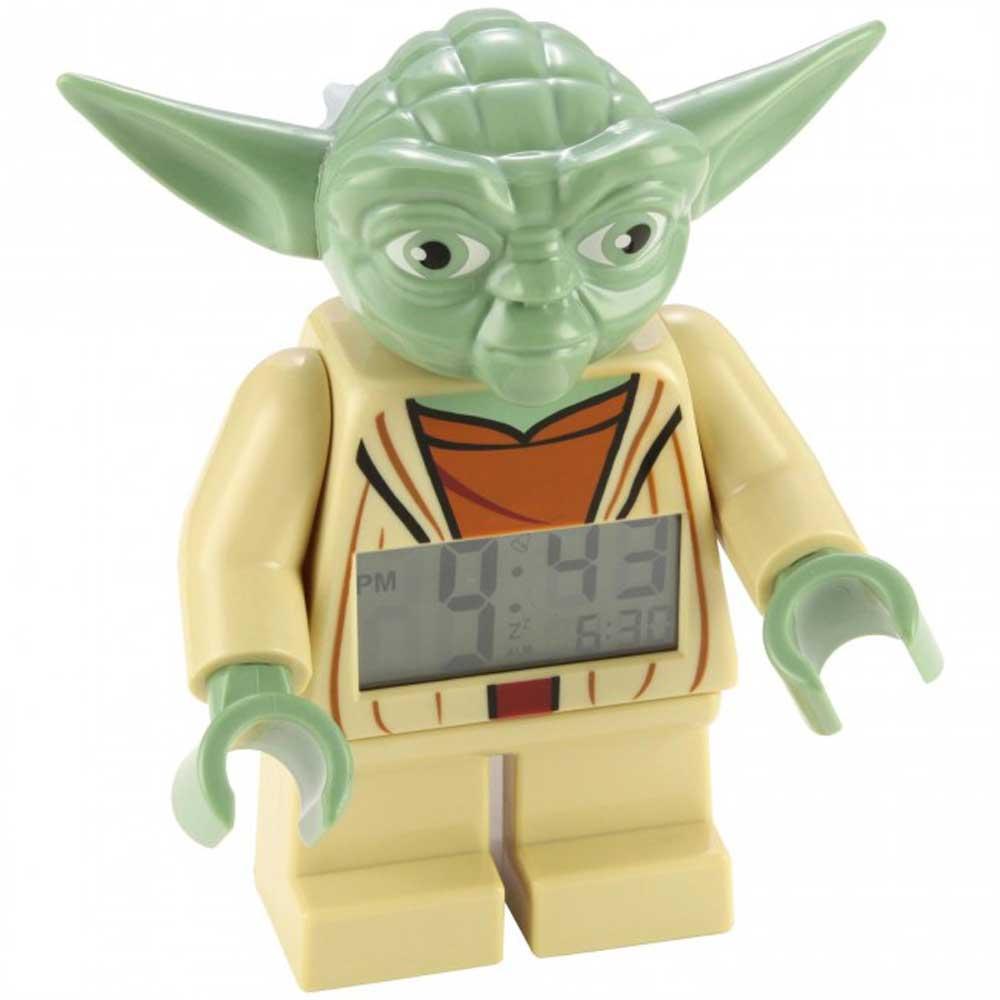 Lego Yoda Alarm Clock $34.99