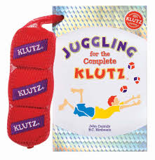 Juggling for the Complete Klutz by Klutz, Ages 8+ $14.95