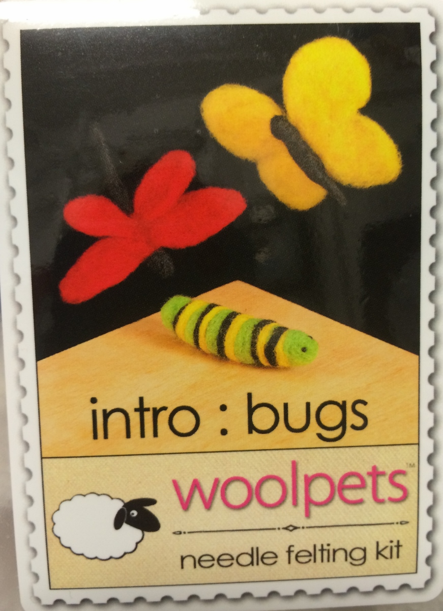Woolpets Needle Felting Kit, Ages 10+ $17.99
