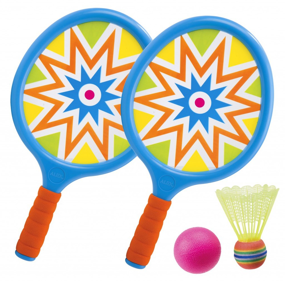 Wow Rackets by Alex, Ages 3+  $19.99