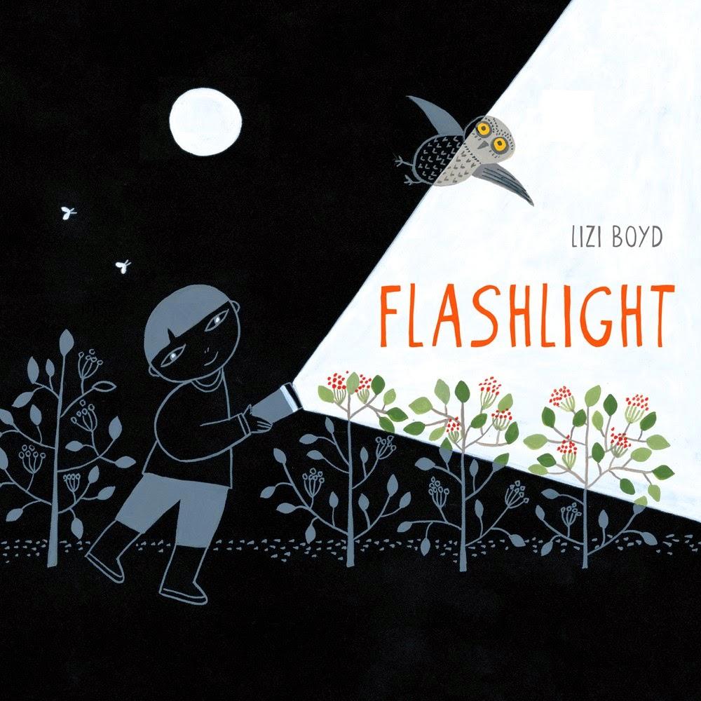Flashlight by Lizi Boyd, $16.99