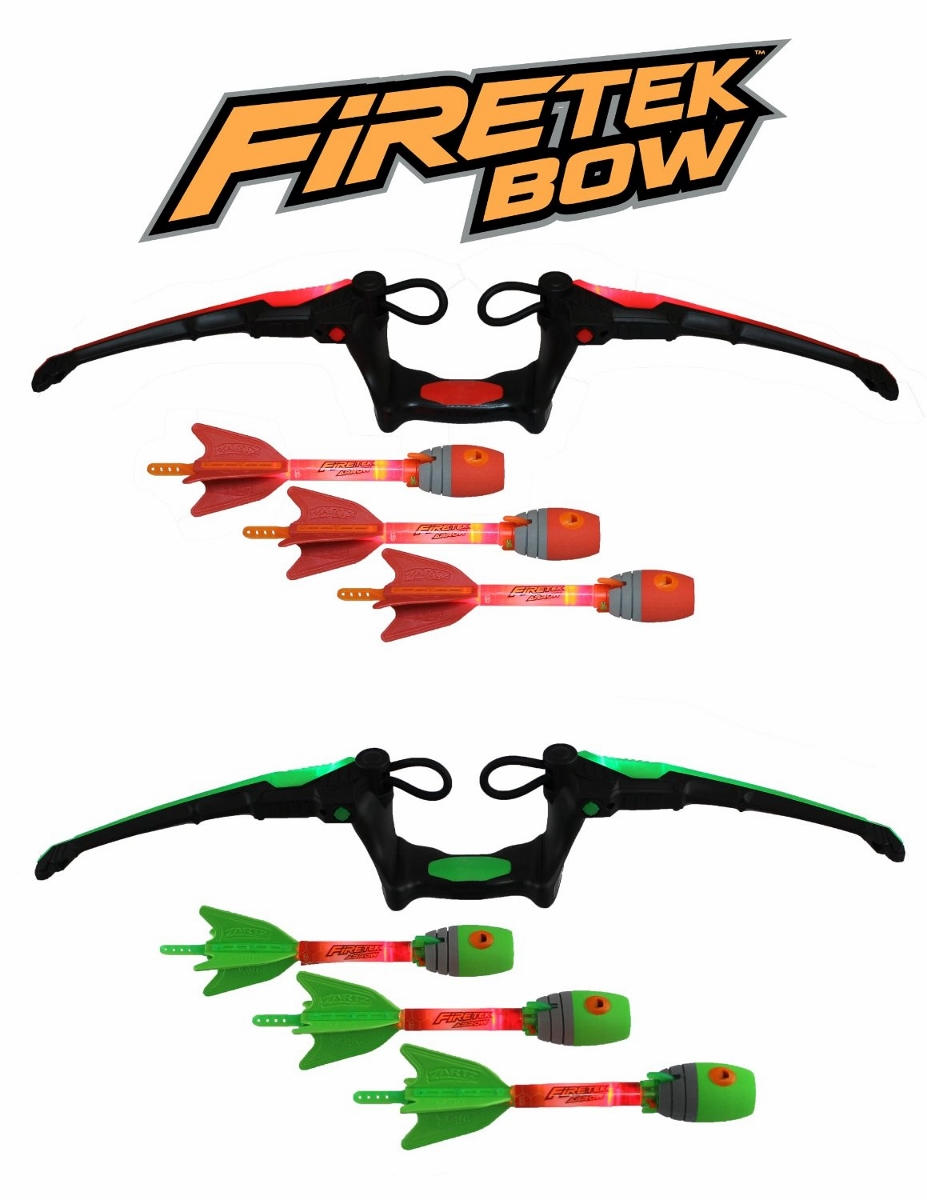 Firetek Mini Bow by Zing Toys, Ages 5+ $14.99 sale price through 2/28/15 (original price $19.99)