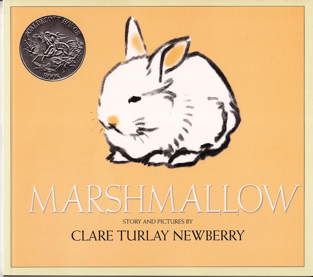 Marshmallowby: Clare Turlay Newberry