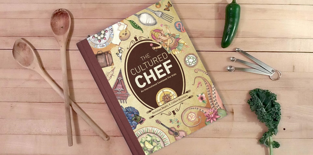 The Cultured Chef by: Nicholas Beatty, Illustrated by: Coleen McIntyre