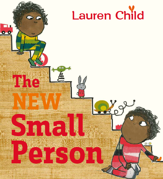 The New Small Personby: Lauren Child