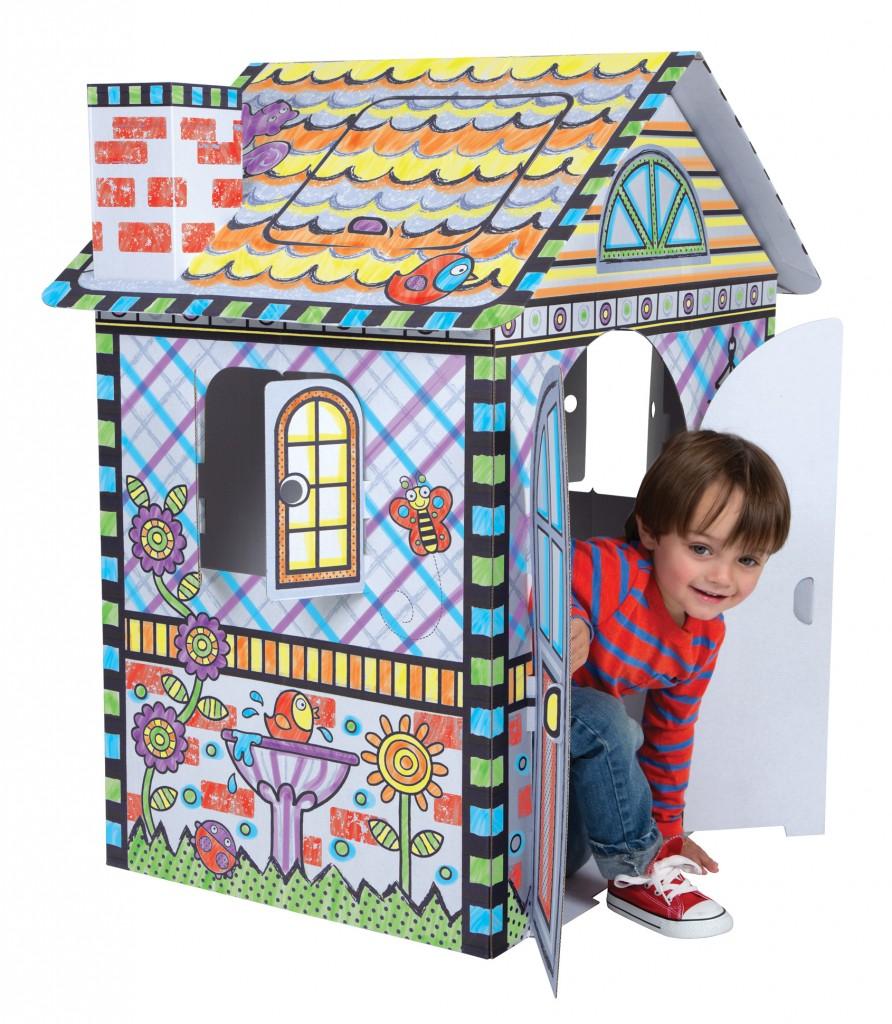 Color-A-House by Alex, Ages 4+ $39.99