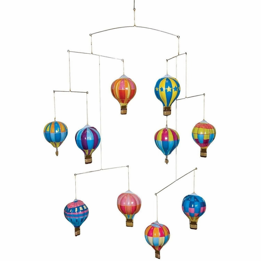 Hot Air Balloon Mobile $29.99