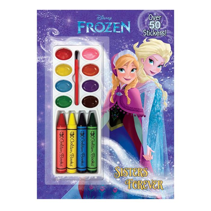 Sisters Forever Coloring Book $9.99