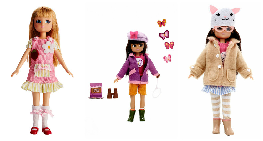 Lottie Doll by Schylling, Ages 3+ $19.99