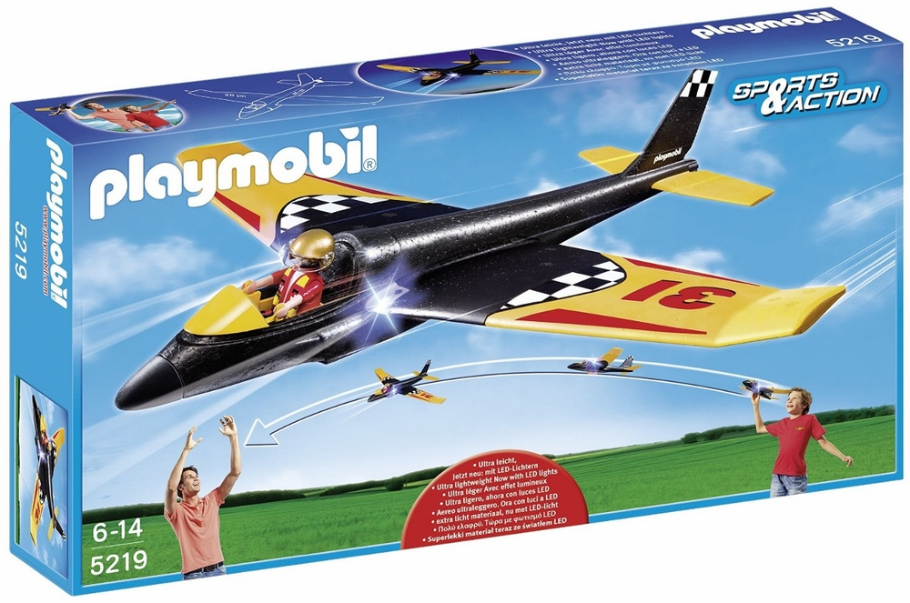 Speed Glider by Playmobil, Ages 6+ $27.99