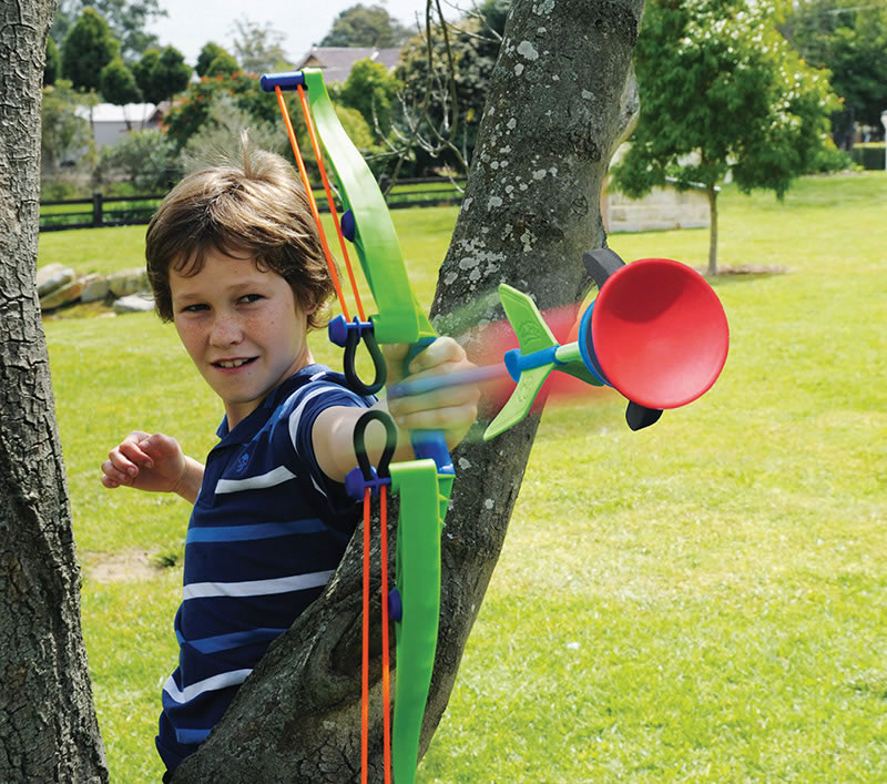 Z Curve Bow, Ages 8+ $34.99