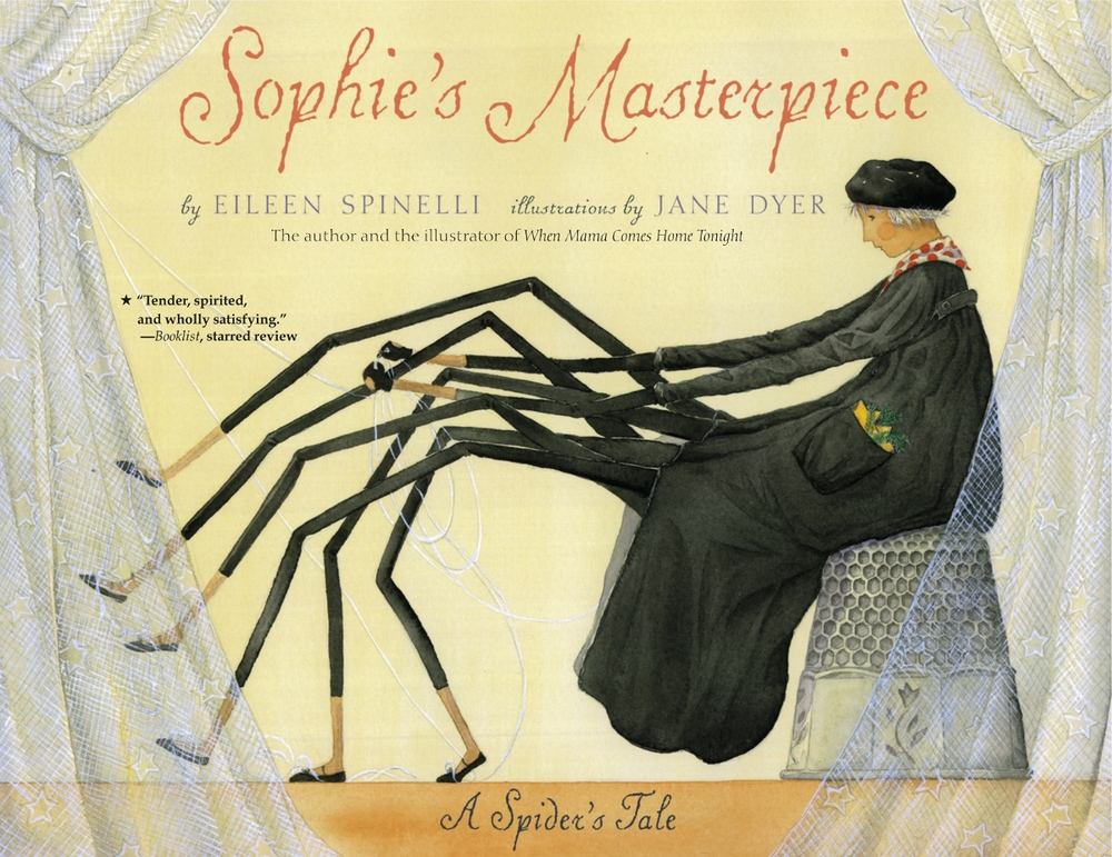 Sophie's Masterpiece by Eileen Spinelli, illustrations by Jane Dyer