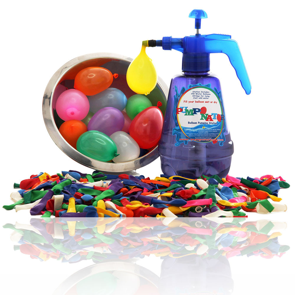 Pumponator: Water Balloon Pump, Ages 8+ $14.99