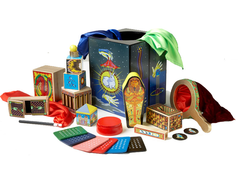 Deluxe Magic Kit by Melissa & Doug, Ages 8+ $34.99