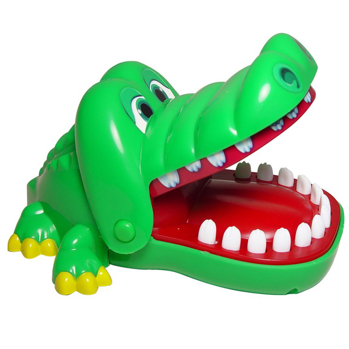 Crocodile Dentist, Ages 4+ $12.99