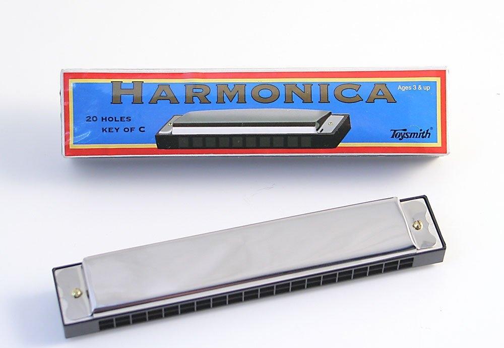 Classic Harmonica, Ages 8+ $5.99
