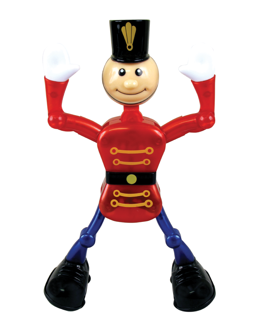 Giant Wind Up Toy Soldier, Ages 3+ $14.99
