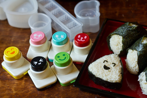 Learn how to make Onigiri at lafujimama.com