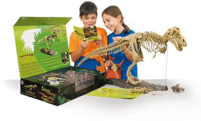 Giant Tyrannosaurus Rex Skeleton, Ages 8+ $69.99