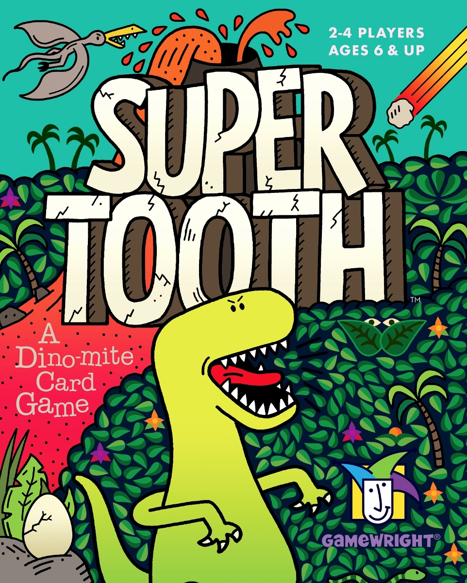 Super Tooth, Ages 6+ $12.99