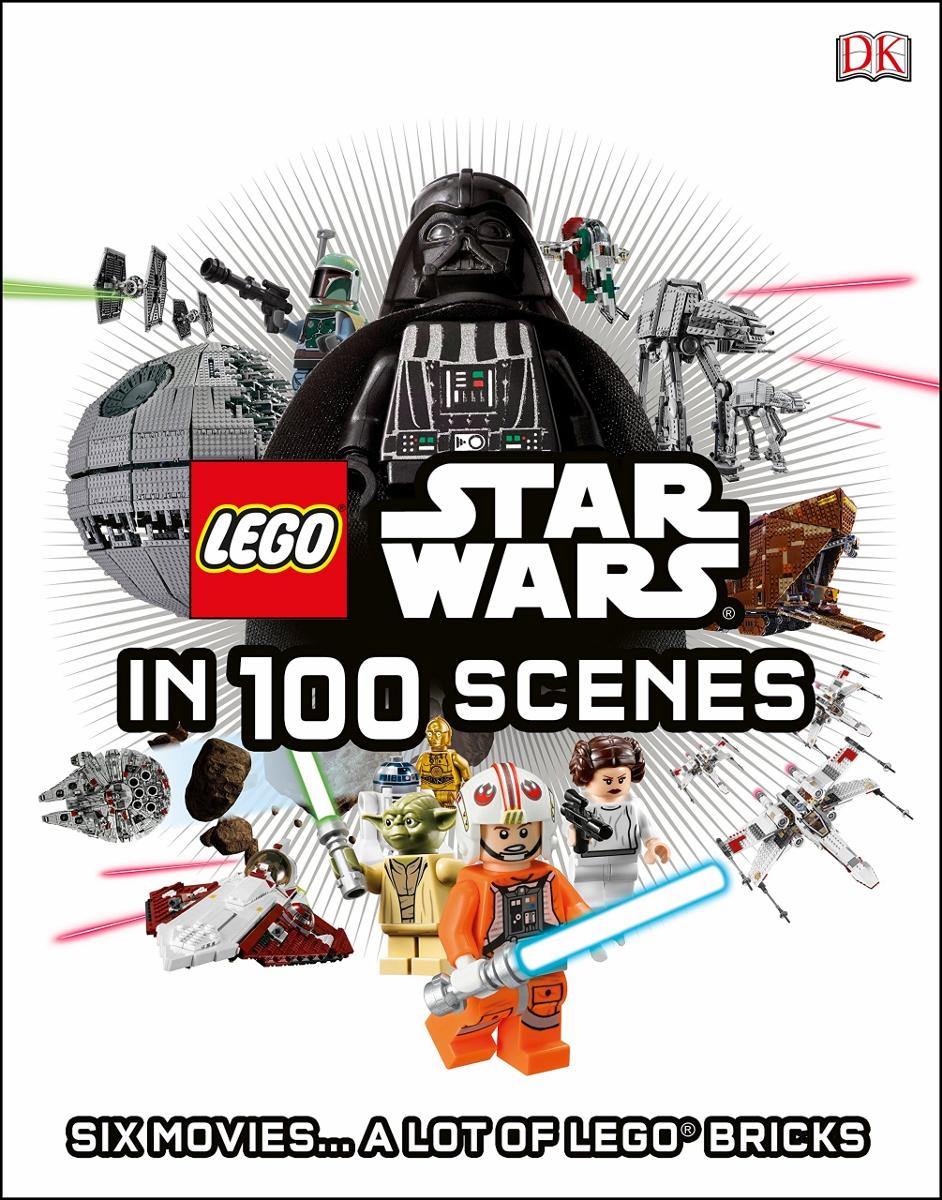 Lego Star Wars in 100 Scenes $18.99