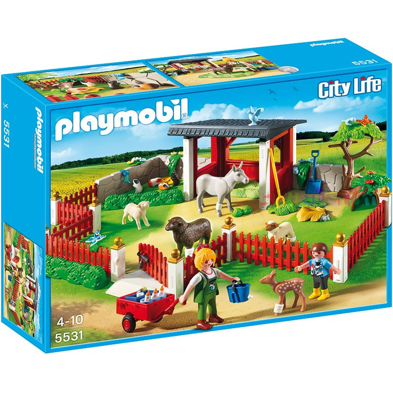 Outdoor Care Station by Playmobil 5531, Ages 4+ $39.99