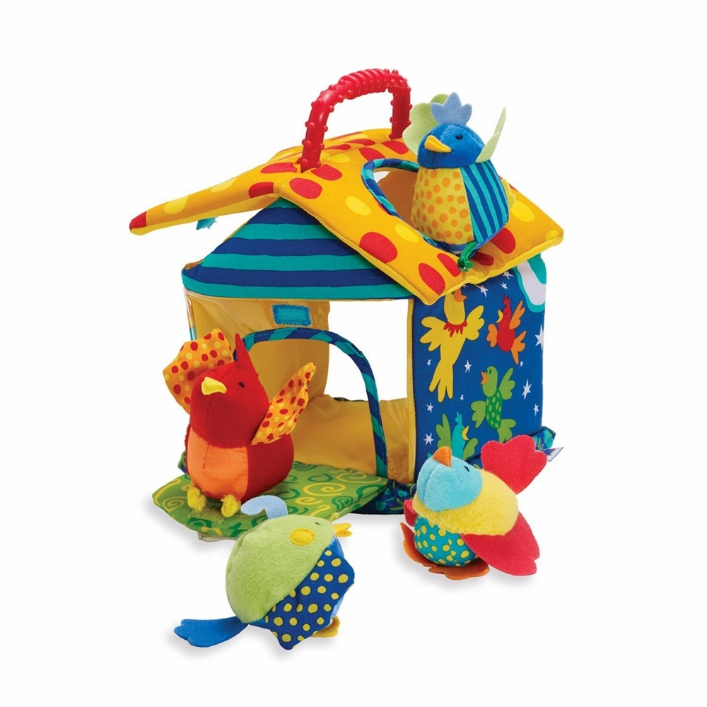 Put and Peek Birdhouse, Ages 9 months+ $32.99