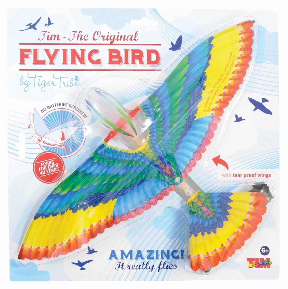 The Original TIM Flying Bird, Ages 7+ $14.99
