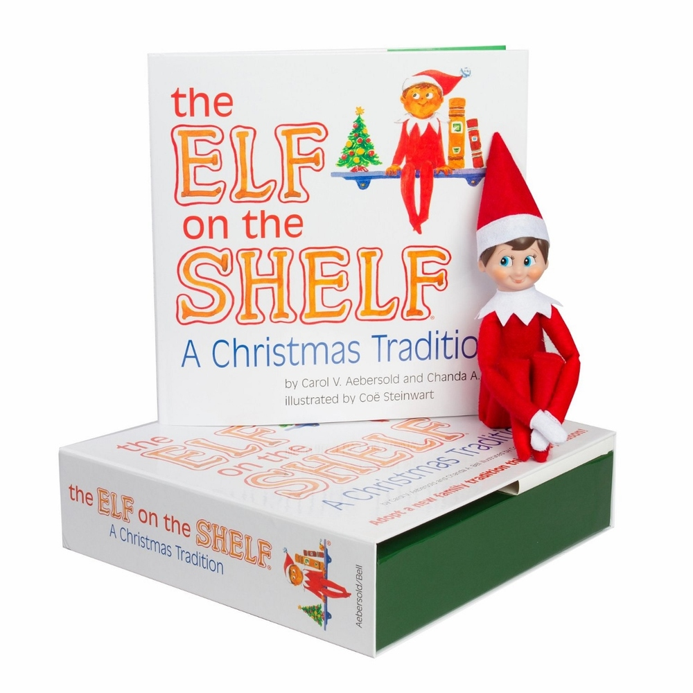 lf on the Shelf, Ages 3+ $29.99