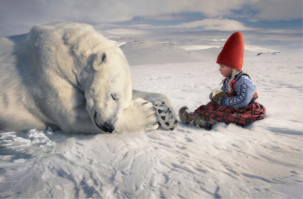 A Christmas Wish by Lori Evert, Photographs by Per Breiehagen