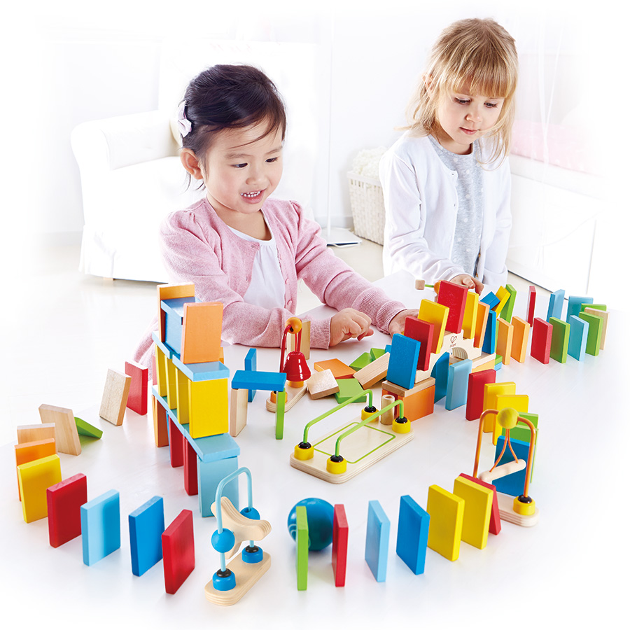 Dynamo Dominoes by Hape, Ages 3+ $39.99