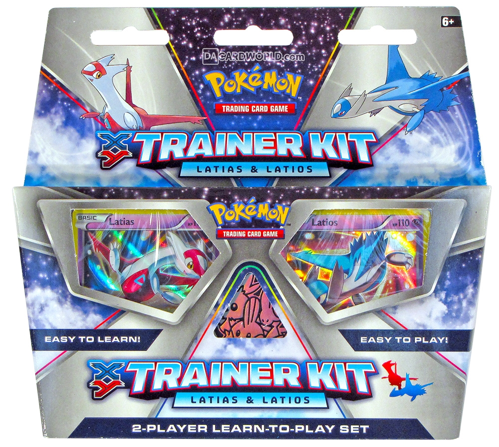 Pokemon XY Trainer Kit, Ages 6+ $14.99