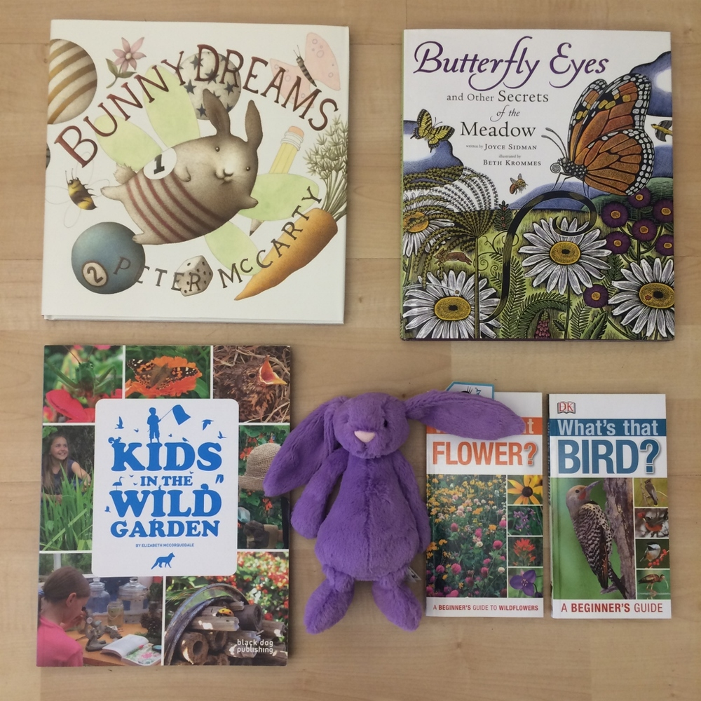 Springtime books are perfect for Easter gifts!