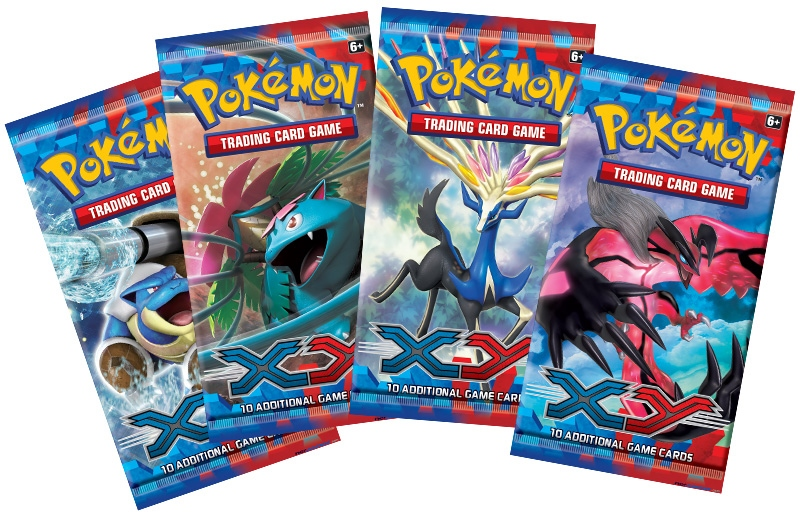 Pokemon Trading Cards, Ages 6+ $3.99