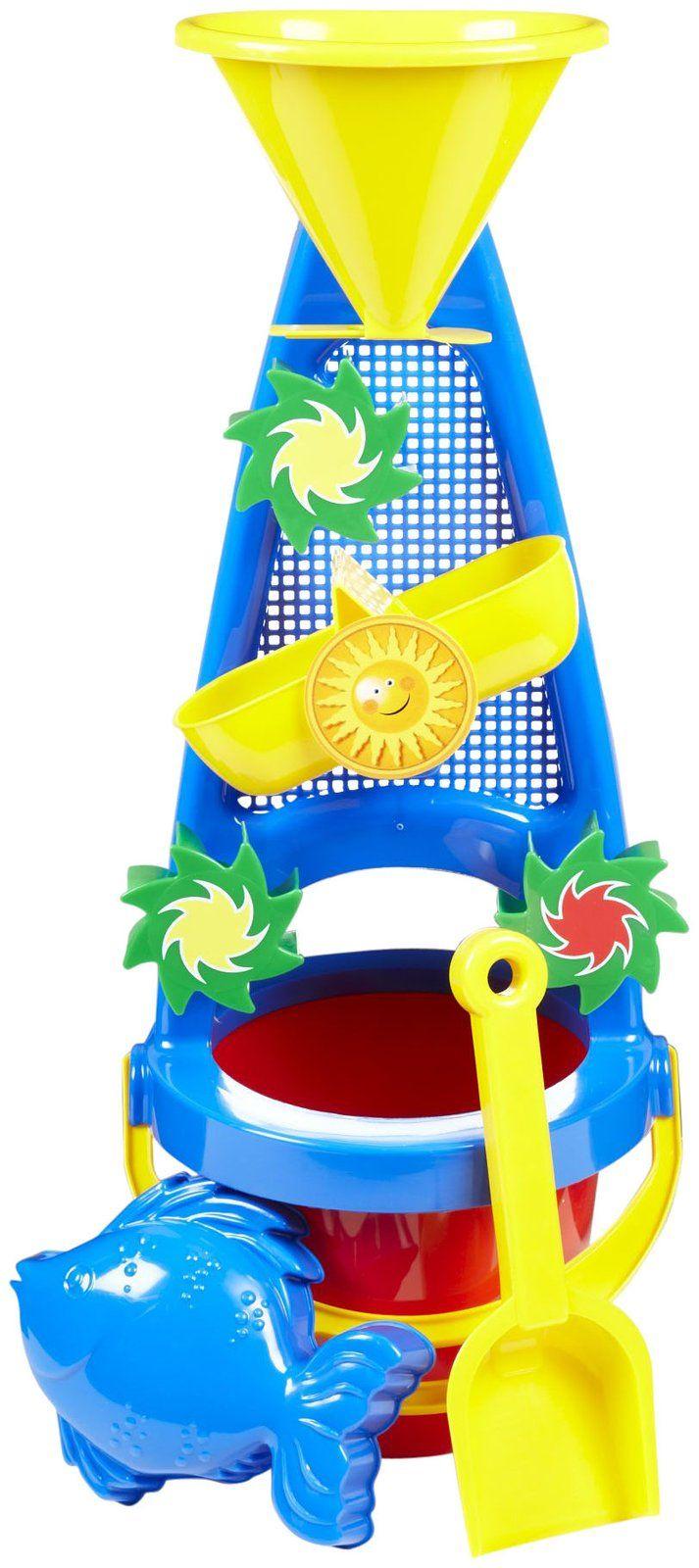 Deluxe Sand & Water Wheel Set $27.99