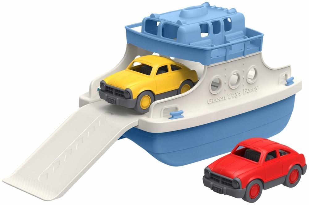 Ferry Boat by Green Toys, Ages 3+  $24.99