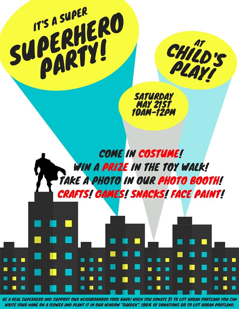 superhero_party_in_portland_kids