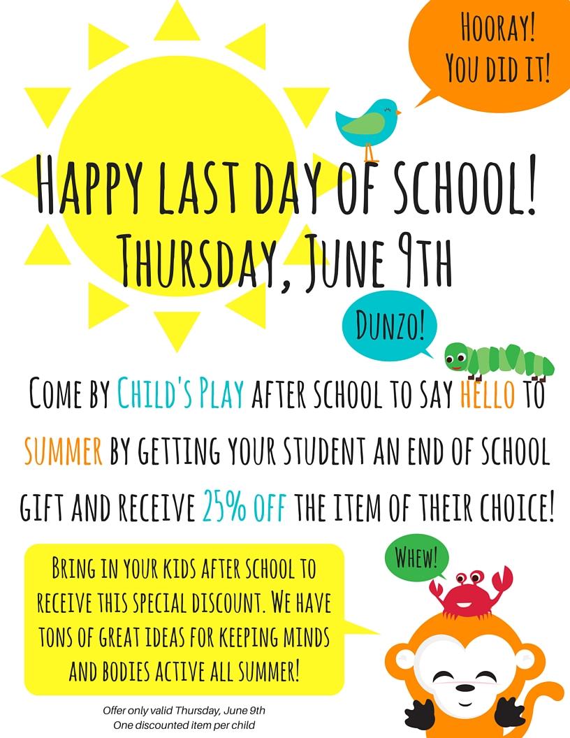 last_day_of school_discount_portland