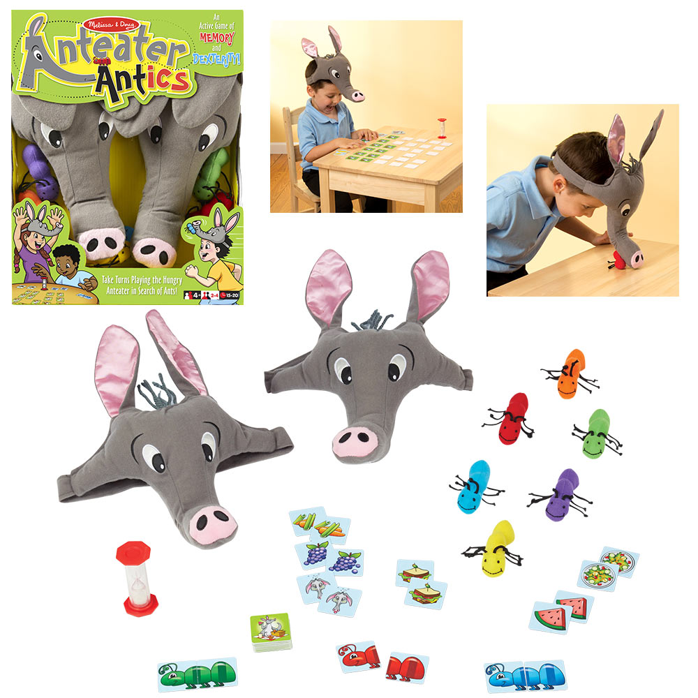 Anteater Antics, Ages 4+  $29.99