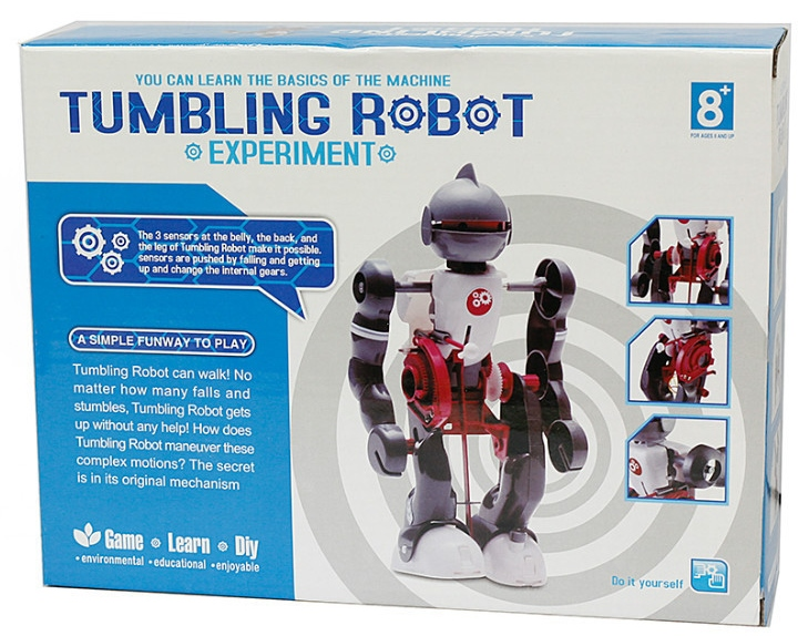 Tumbling Robot, Ages 8+ $34.99