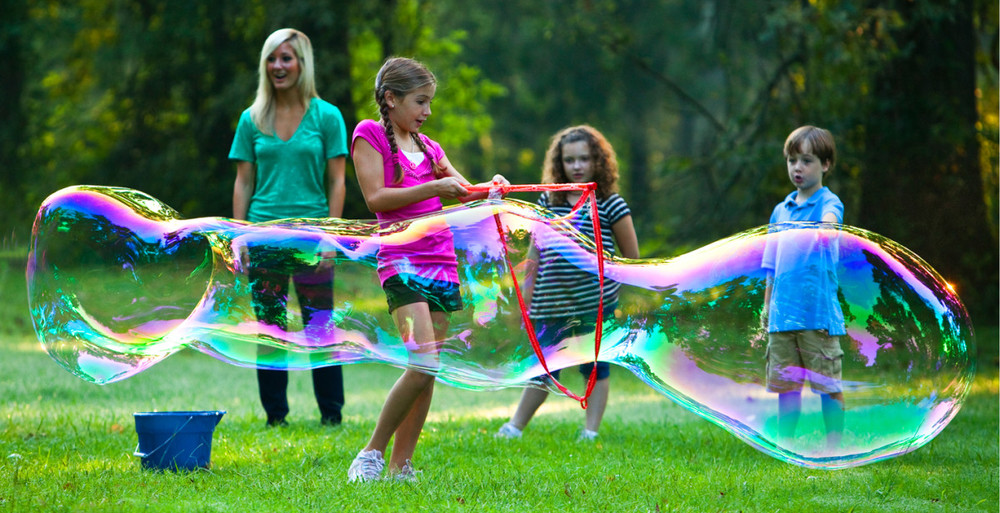 The Bubble Thing, Ages 6+  $14.99