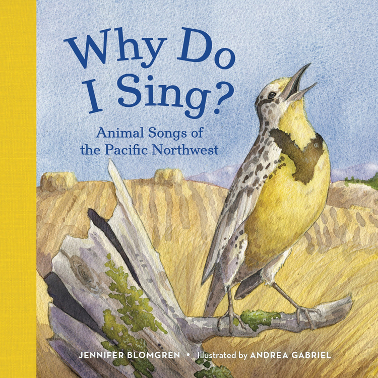 Why Do I Sing by Jennifer Blomgren, illustrated by Andrea Gabriel