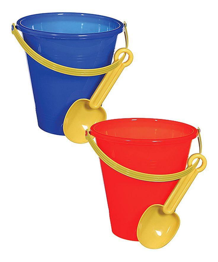 Beach Bucket & Shovel Set $4.99