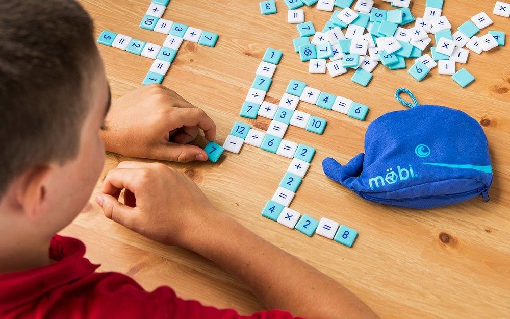 Mobi Math Game, Ages 6+ $19.99