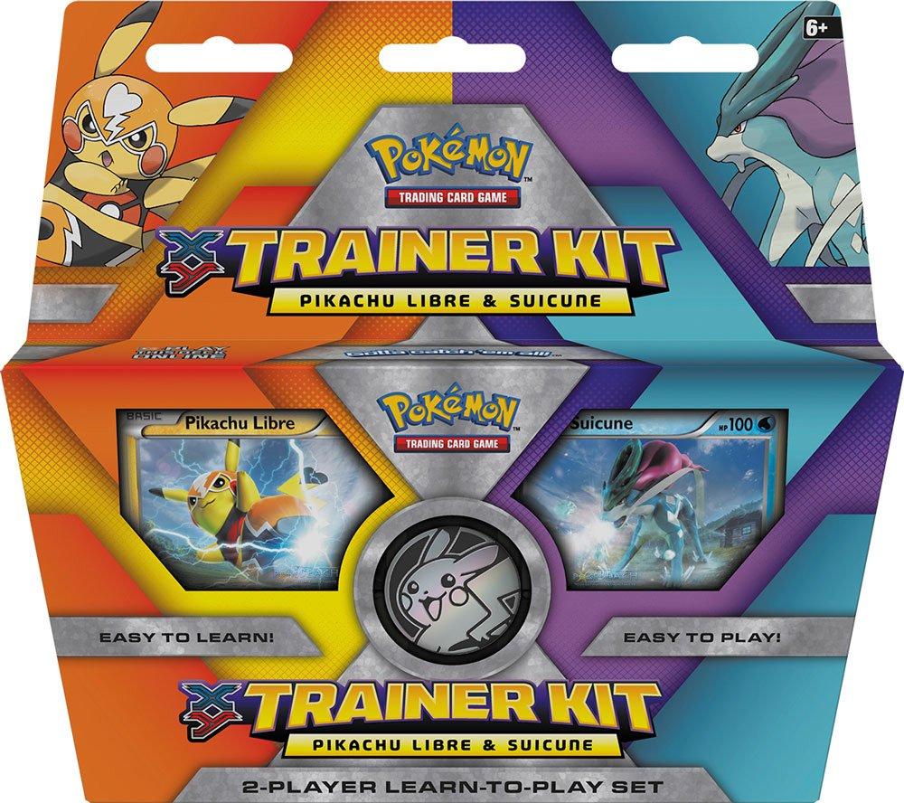 Pokemon Trainer Kits, Ages 6+ $14.99