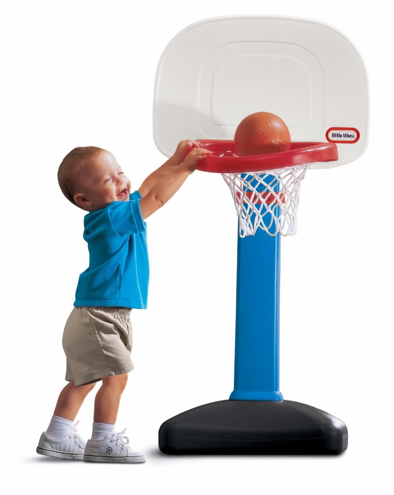 Little Tikes EasyScore Basketball Set, Ages 18 months - 5 years $49.99
