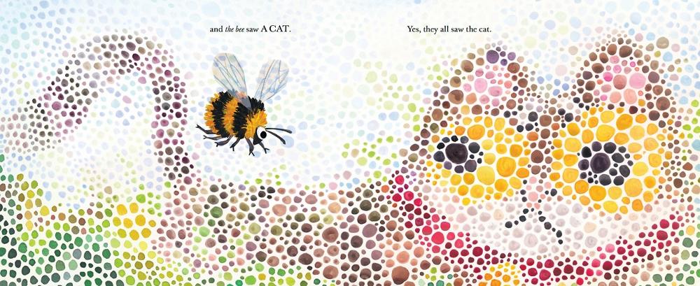 they_all_saw_a_cat_portland_kids_books
