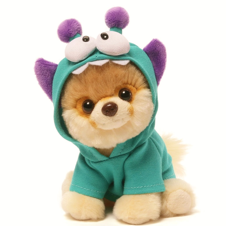 Monster Boo Stuffed Animal  $12.99