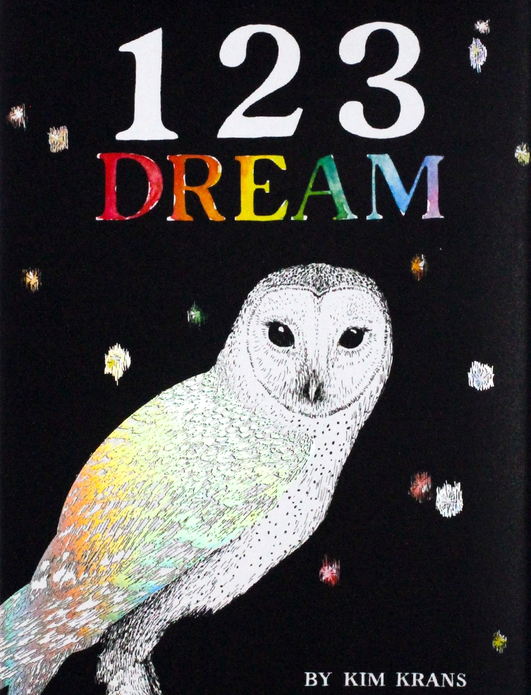 123 Dream by Kim Krans, All Ages $16.99
